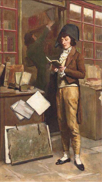 Jean Baptiste Madou (Belgian, 1796-1877)
