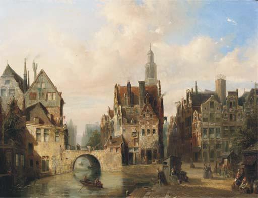 Pierre Tetar van Elven (Dutch, 1828-1908)