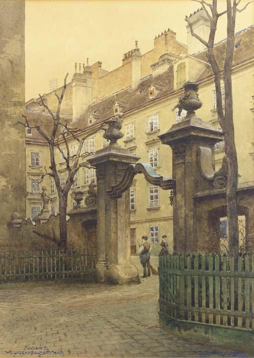 Richard Moser (Austrian, 1874-1924)