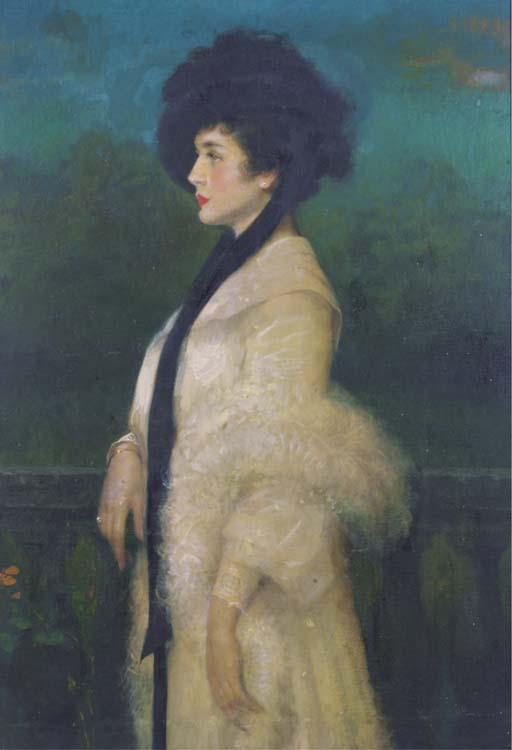 Charles Joseph Watelet (Belgian, 1867-1954)