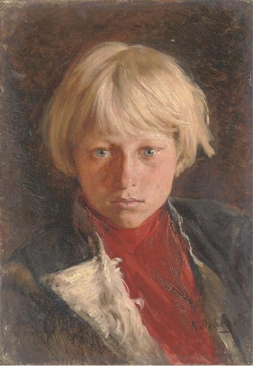 Klavdii Vasil'evich Lebedev (1852-1916)