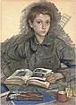 Zinaida Evgen'evna Serebriakova (1884-1967), Zinaida Serebryakova, Click for value
