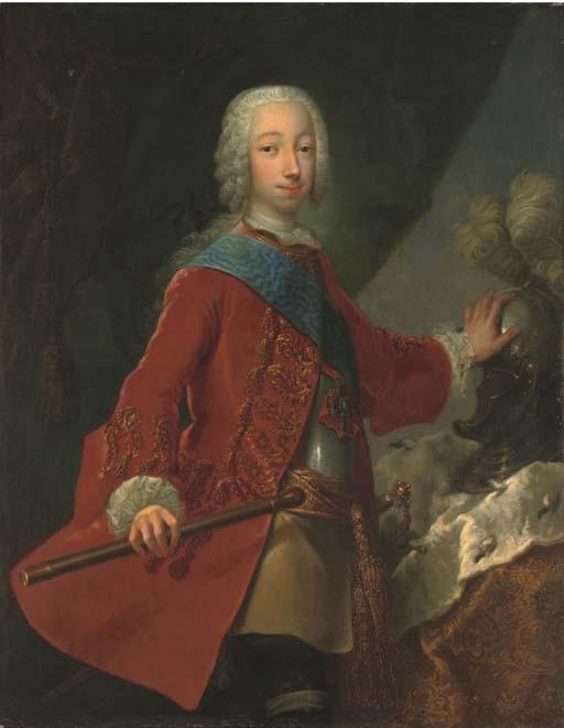 Georg Christoph Grooth (1716-1749)