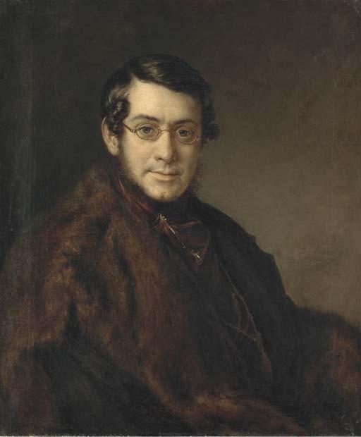 Vasilii Andreevich Tropinin (1776-1857)