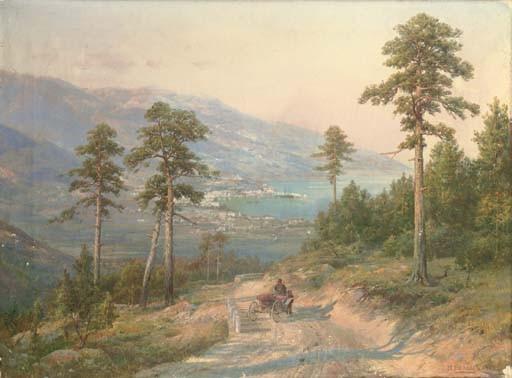 Ivan Avgustovich Vel'ts (1866-1926)