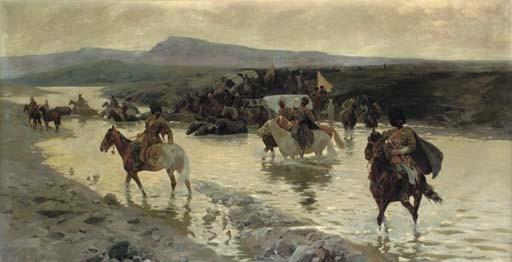 Frants Alekseevich Rubo [Roubaud] (1856-1928)