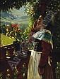 Hermann Kaulbach (German, 1846-1909), Hermann Kaulbach, Click for value