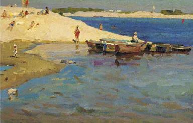 Giuseppe Pennasilico (Italian, 1861-1940)