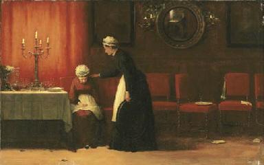 Frederick Daniel Hardy (1826-1911)