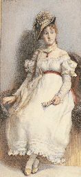 Augustus Jules Bouvier (c.1827-1881)