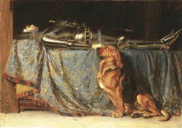 Briton Riviere, R.A. (1840-1920)