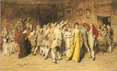 Sir William Quiller Orchardson, R.A., H.R.S.A. (1832-1910)