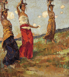 PIERO ANTONIO GARIAZZO (Italy 1879-?)