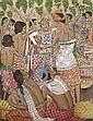 DEWA PUTU BEDIL (b. Indonesia 1921), Dewa Putu Bedil, Click for value