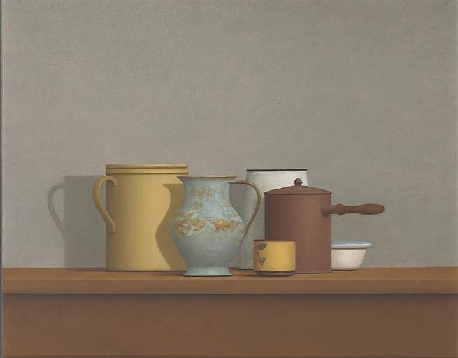 William Bailey (b. 1930)