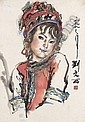 LIU WENXI (BORN 1933) , Wenxi Liu, Click for value