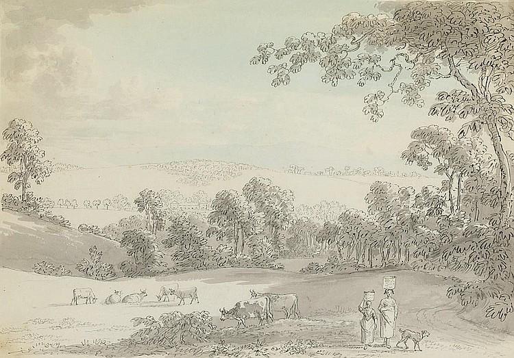 Anthony Devis (Lancashire 1729-1817 Albury)