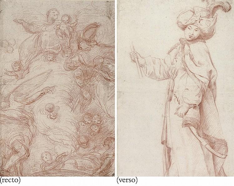 Antonio Gherardi (Rieti 1644-1702 Rome)