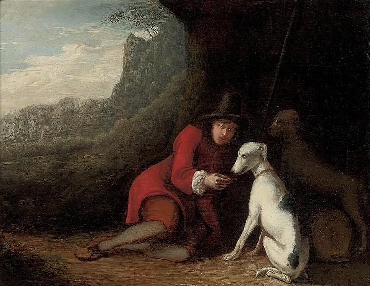 Ludolf de Jongh (Overschie 1616-1679 Hillesberg)