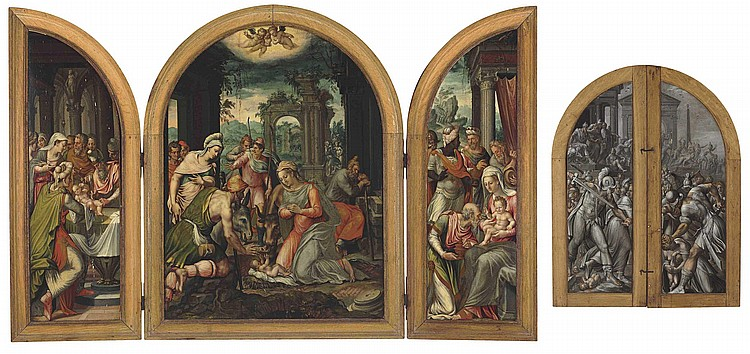 Lambert Lombard (Liège 1505-1566)