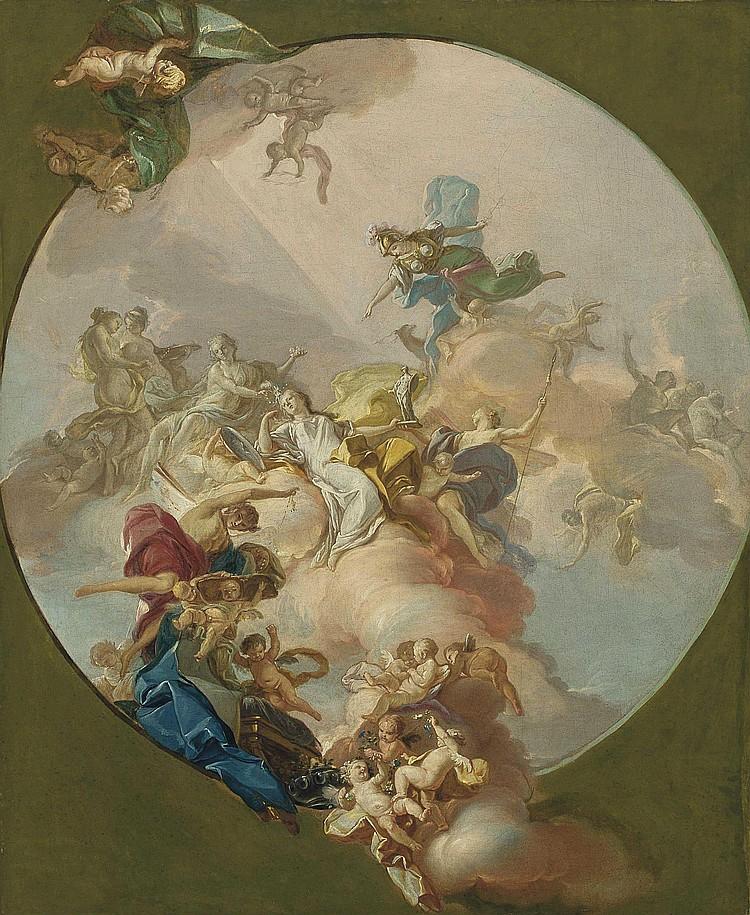 Giacinto Diana (Pozzuoli 1731-1804 Naples)