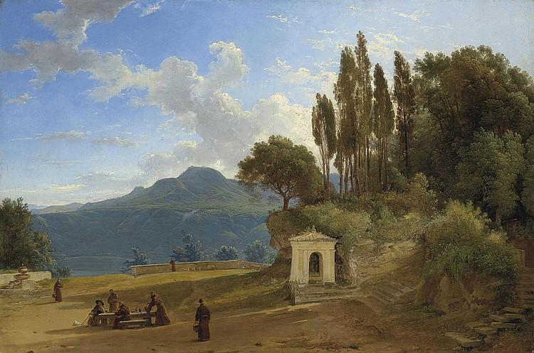 Pierre-Athanase Chauvin (Paris 1774-1832 Rome)