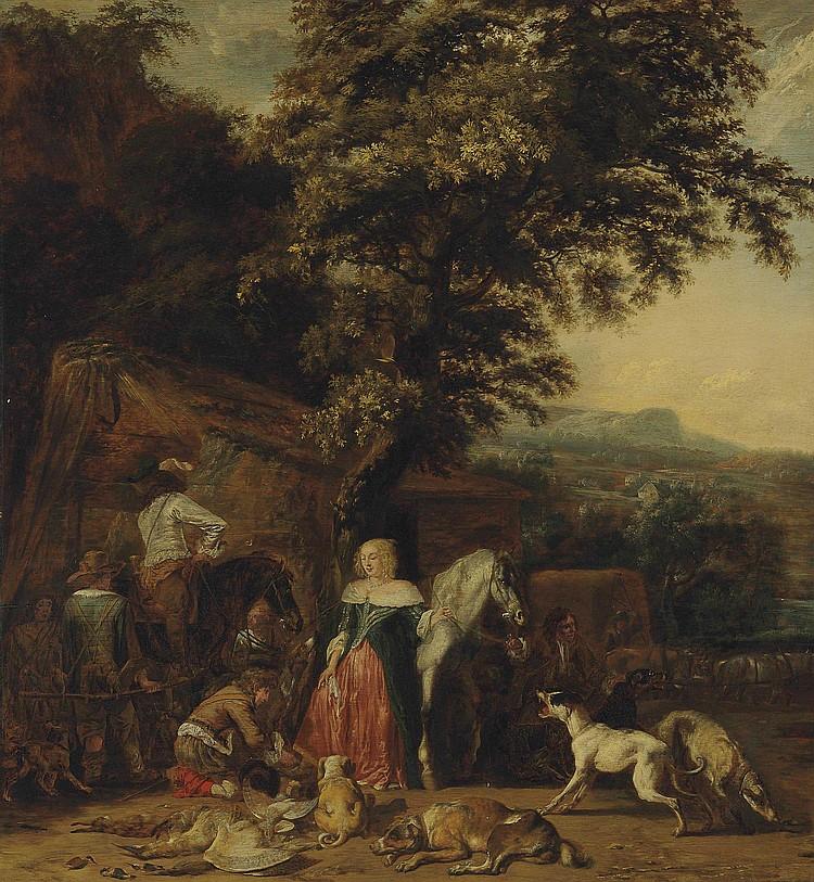 Abraham Danielsz. Hondius (Rotterdam 1625/30-1691 London)