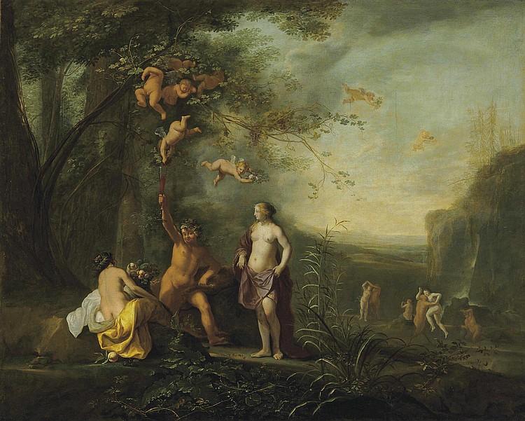 Cornelis van Poelenburch (Utrecht 1594/5-1667)