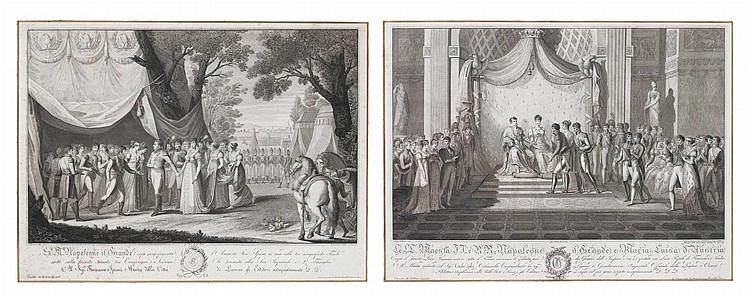 Carlo Lasinio (1759-1838) after Angelo Volpini (active 1760-1814)