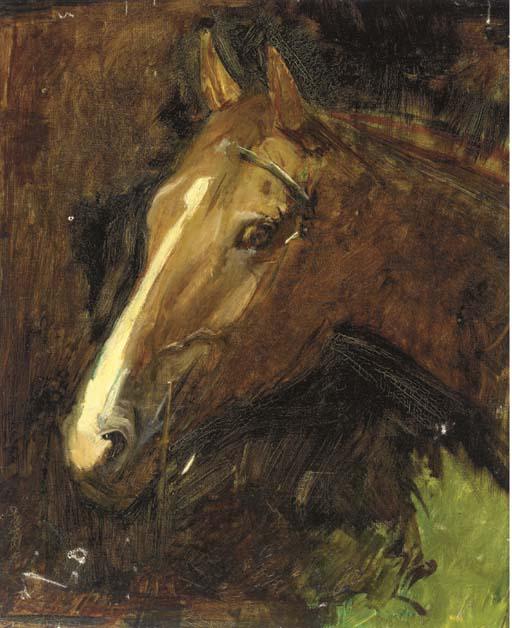 Abbott Handerson Thayer (American, 1849-1921)