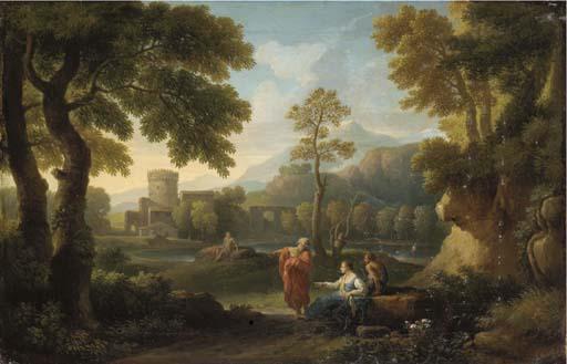 Studio of Gaspard Dughet (Rome 1615-1675)