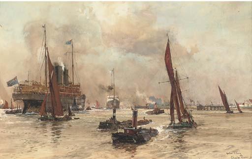 Charles Edward Dixon, R.I. (1872-1934)