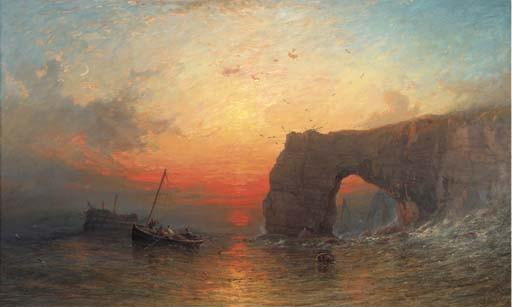 James Francis Danby (1816-1875)