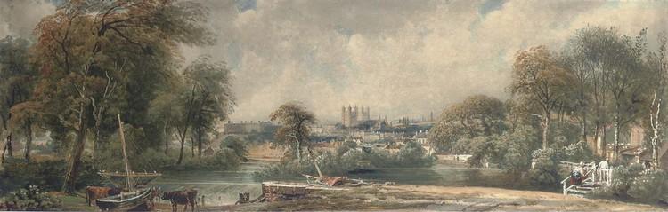 Peter de Wint, O.W.S. (1784-1849)