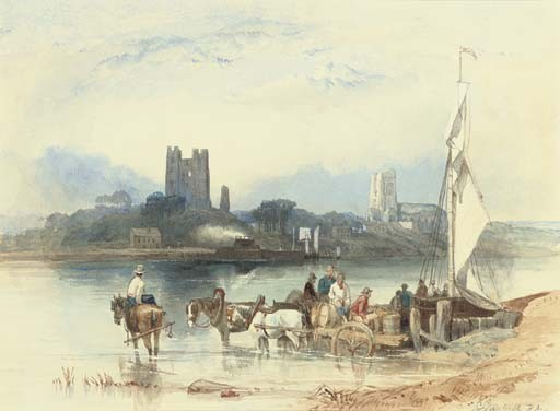 Clarkson Stanfield, R.A. (1793-1867)