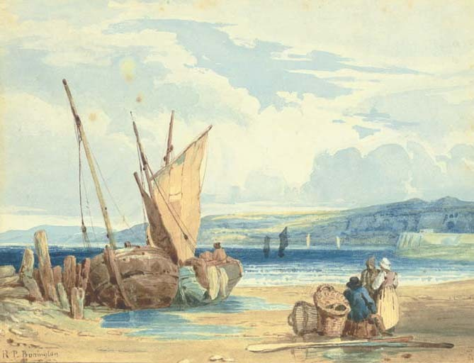 Richard Parkes Bonington (1802-1828)