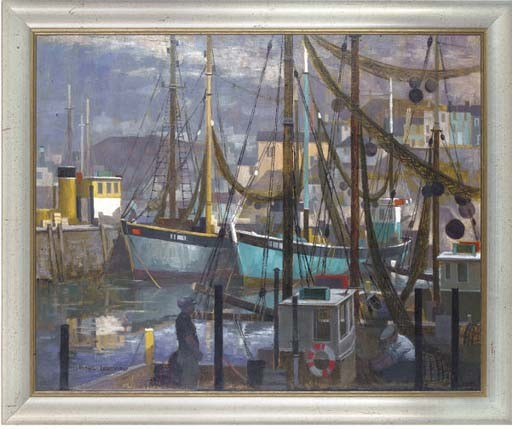 Michael Lawrence Cadman Artwork For Sale At Online Auction