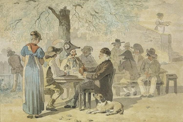 RODOLPHE TOEPFFER (1799-1846)