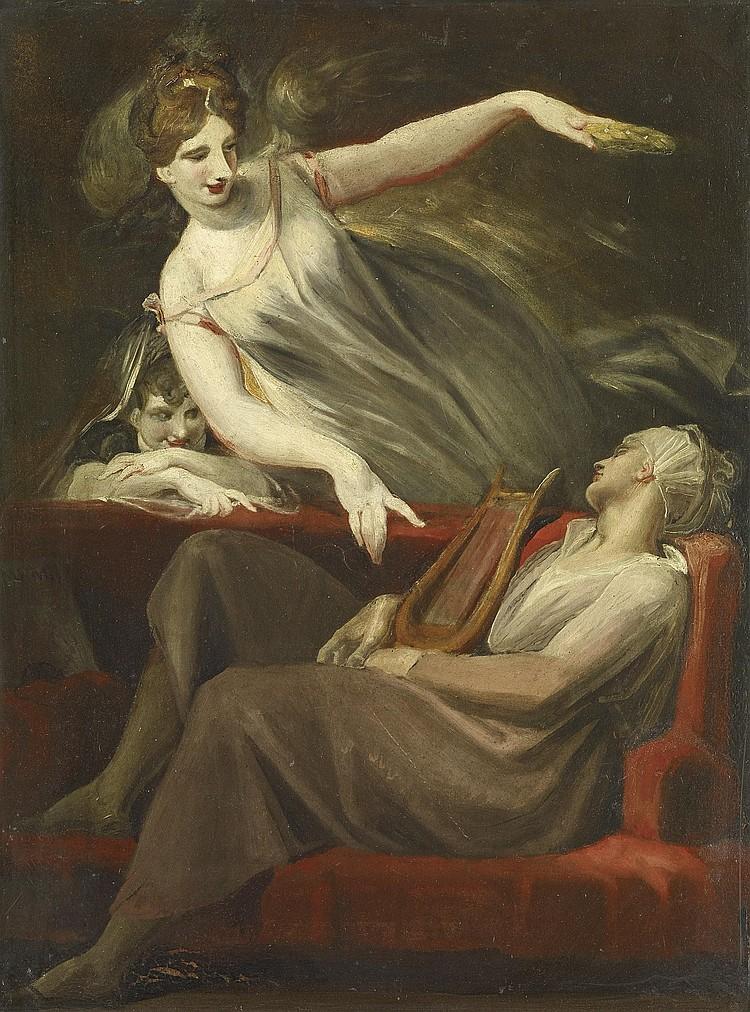 JOHANN HEINRICH FÜSSLI (1741-1825)