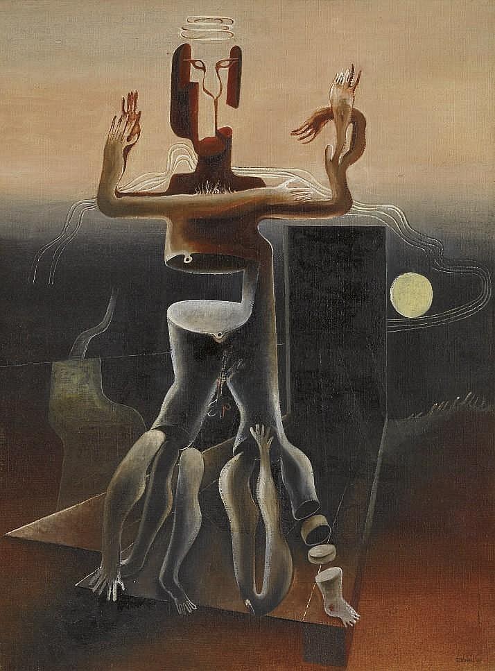 OTTO TSCHUMI (1904-1985)