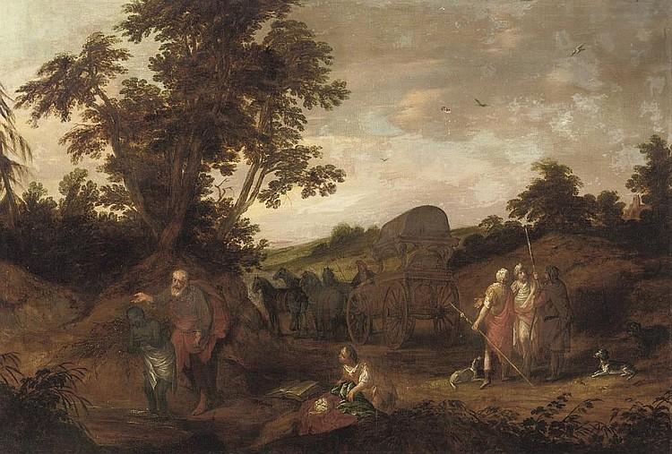 David Colijns (Rotterdam 1582-1664/6 Amsterdam)
