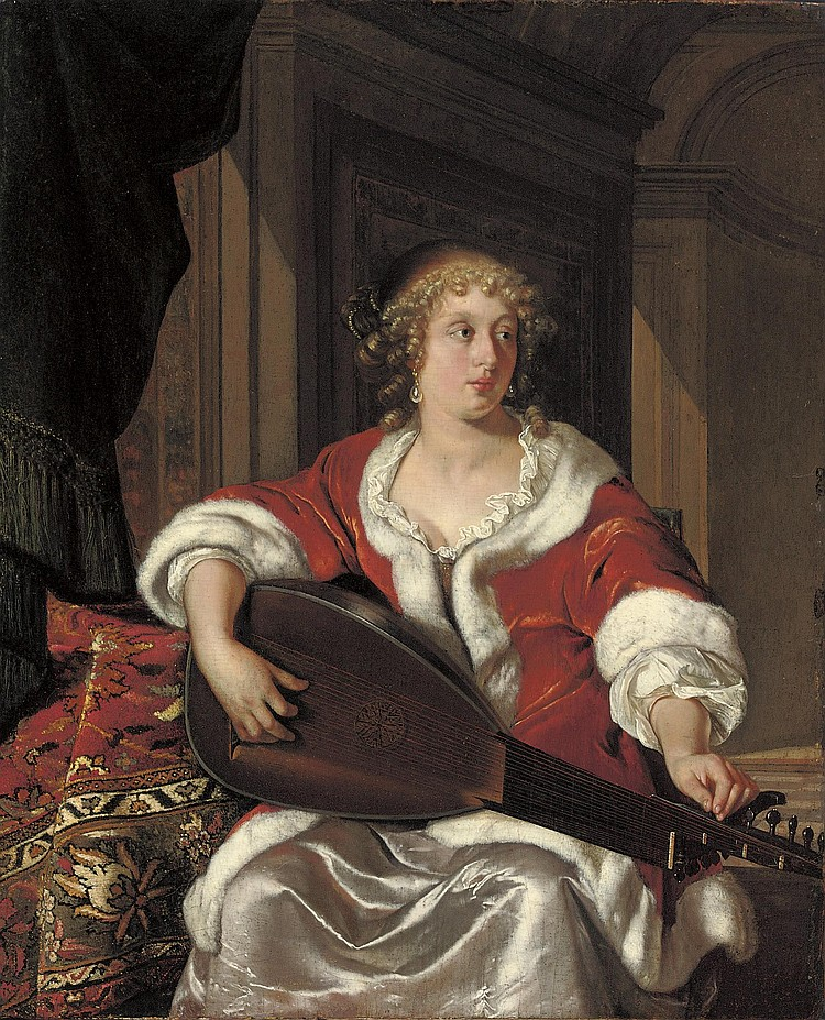 Eglon van der Neer (Amsterdam 1635/6-1703 Düsseldorf)
