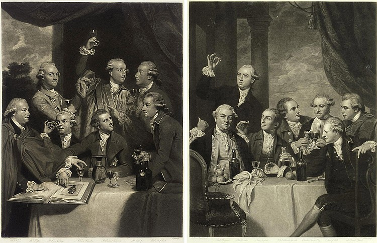 Charles Turner (1773-1757) and William Say (1768-1834) after Sir Joshua Reynolds, P.R.A.