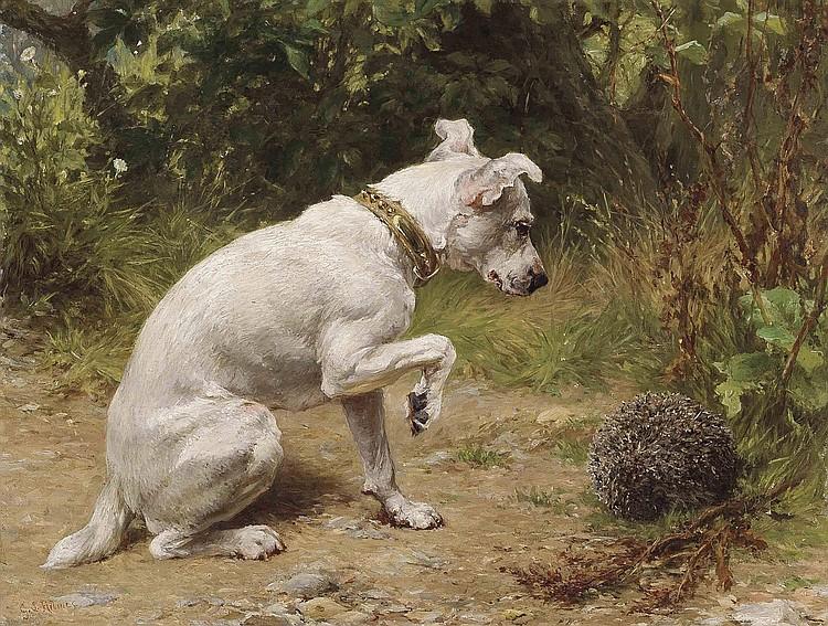George Augustus Holmes, R.B.A. (1852-1911)