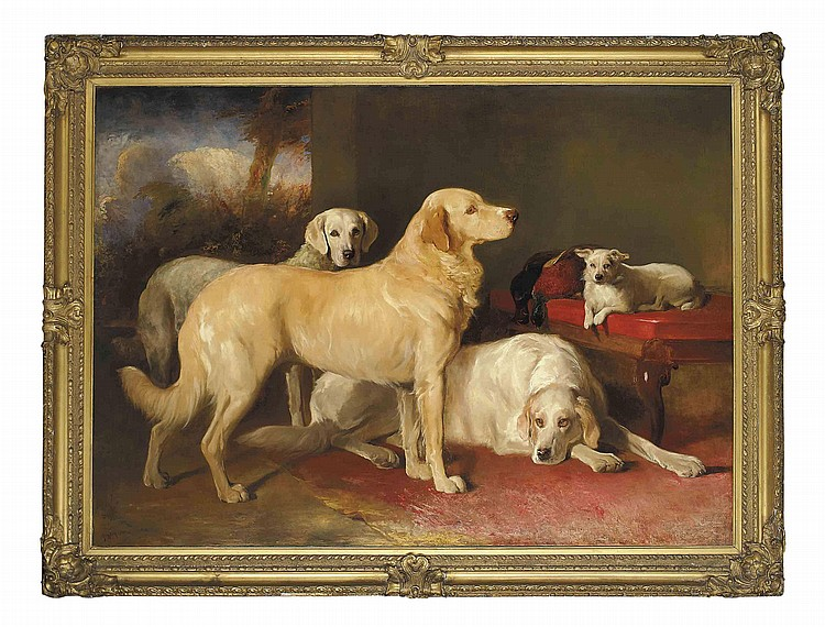 John Hamilton Glass, A.R.S.A. (1820-1885)