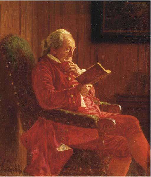 Wilhelm Löwith (Austrian, 1861-1932)