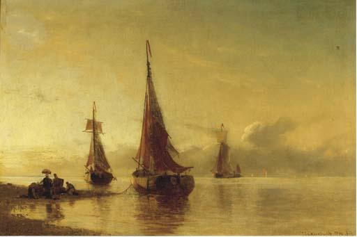 Viggo Fauerholdt (Danish, 1832-1883)