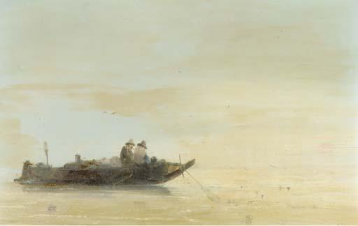 Albertus van Beest (Dutch, 1820-1860)