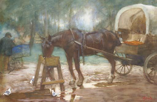 Ferdinand Oldewelt (Dutch, 1857-1935)