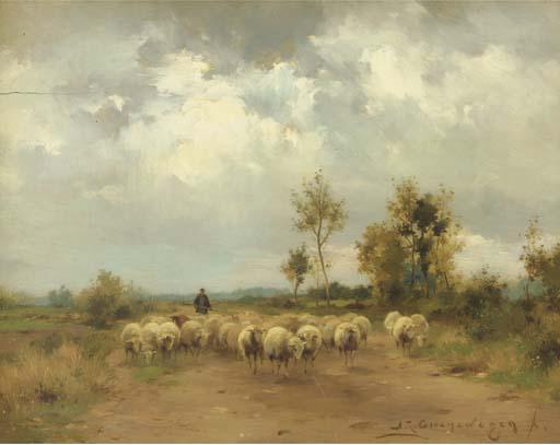 Adrianus Johannes Groenewegen (Dutch, 1874-1963)